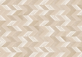 Замковая напольная пробка Corkstyle Chevron Cream в Челябинске